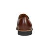 Kožené pánské Brogue polobotky conhpol, hnědá, 826-3921 - 16
