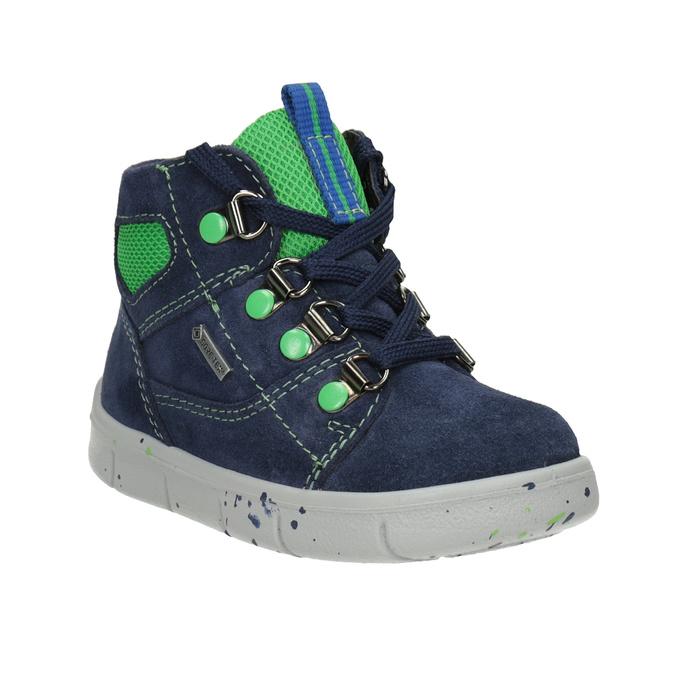 Kotníčková dětská obuv superfit, modrá, 113-9029 - 13