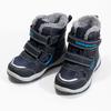 Dětské zimní boty s kožíškem bubblegummers, modrá, 199-9602 - 16