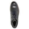 Kotníčková zimní obuv pánská bata, šedá, 896-2657 - 26