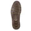 Kotníková zimní obuv pánská bata, hnědá, 896-4657 - 19