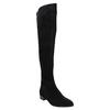 Dámské kozačky nad kolena vagabond, černá, 593-6016 - 13