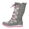 Dívčí šedé sněhule sorel, šedá, 399-2026 - 15