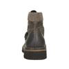 Kotníčková obuv s masivní podešví bata, hnědá, 896-4683 - 17
