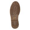 Kožená kotníčková obuv weinbrenner, žlutá, 896-8669 - 17