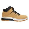 Pánská kožená kotníčková obuv k1x, hnědá, 806-3542 - 26