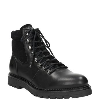Dámská zimní obuv weinbrenner, černá, 596-6672 - 13