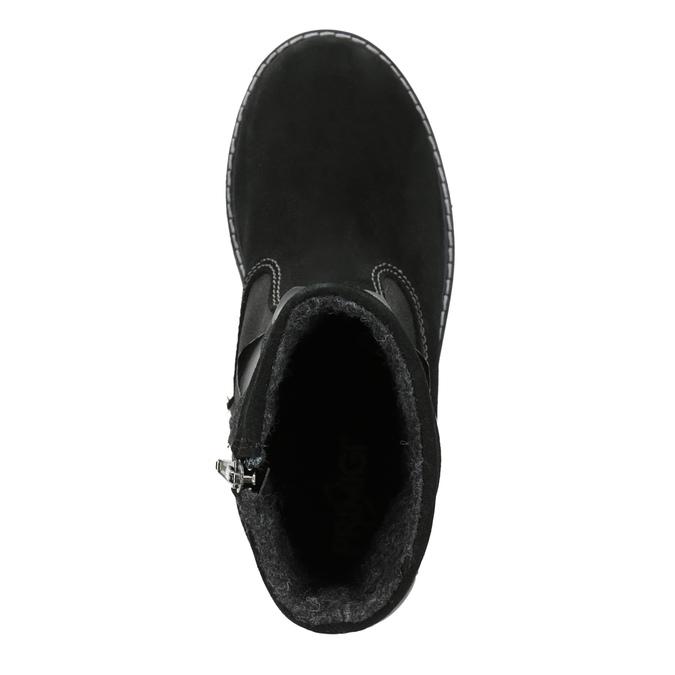 Dětská zimní obuv primigi, černá, 423-6005 - 17