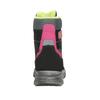 Dětská zimní obuv superfit, černá, 399-6029 - 15