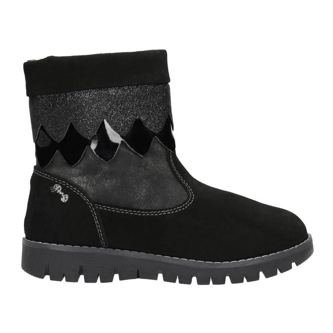 Dětská zimní obuv primigi, černá, 423-6005 - 16