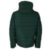 Zelená pánská bunda s kapucí bata, zelená, 979-7130 - 26