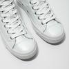 Bílé kotníčkové tenisky diesel, bílá, 501-6743 - 14
