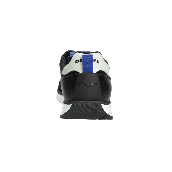 Pánské ležérní tenisky diesel, černá, 809-6638 - 16