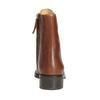 Dámské kožené kozačky vagabond, hnědá, 626-3034 - 16