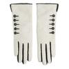 Kožené rukavice junek, hnědá, 924-4017 - 26