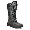 Dámské zimní sněhule bata, šedá, 599-2619 - 13