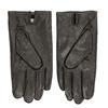 Hnědé kožené rukavice bata, hnědá, 904-4130 - 16