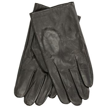 Hnědé kožené rukavice bata, hnědá, 904-4130 - 13