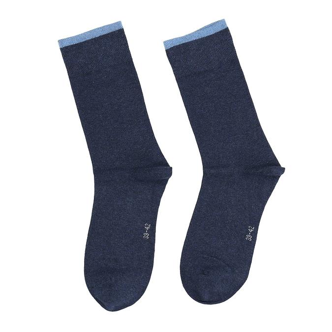 Pánské pruhované ponožky bata, 919-9641 - 16