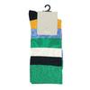 Barevné pruhované ponožky bata, 919-5651 - 13