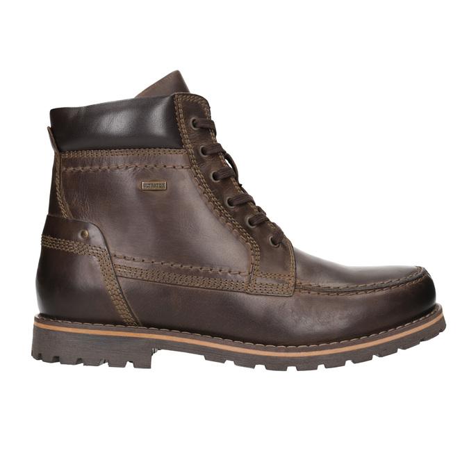 Pánská kotníčková obuv bata, hnědá, 896-4640 - 26