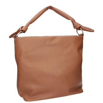 Hnědá dámská Hobo kabelka bata, hnědá, 961-3843 - 13
