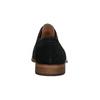 Polobotky typu Oxford z broušené kůže bata, černá, 823-6618 - 16