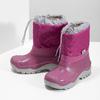 Dívčí růžové sněhule mini-b, 392-5201 - 16