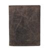 Hnědá kožená peněženka pánská bata, hnědá, 944-4208 - 26