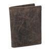 Hnědá kožená peněženka pánská bata, hnědá, 944-4208 - 13
