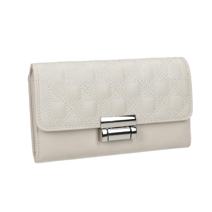 Dámská peněženka s prošitím bata, 941-1169 - 13