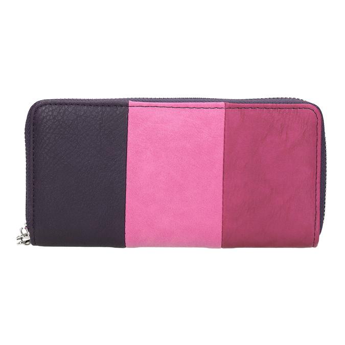 Dámská peněženka na zip bata, 941-5216 - 26