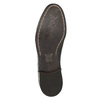 Celokožené pánské polobotky bata, černá, 824-6733 - 19