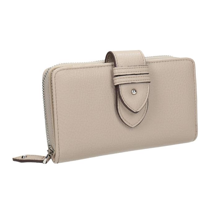 Dámská peněženka s přezkou bata, 941-8160 - 13