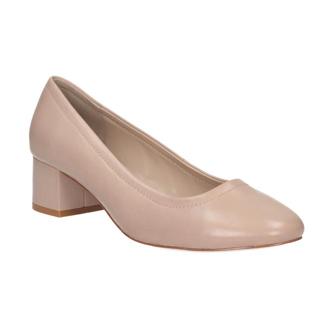 80b0f4f016b Baťa Tělové lodičky na nízkém podpatku - Všechny boty