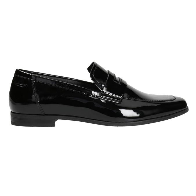 Vagabond Lakované dámské kožené mokasíny - Všechny boty  8d697069b9