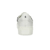 Kožené dámské Slip-on s řetízkem bata, bílá, 514-1601 - 15