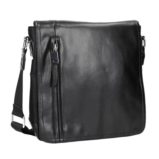 Pánská taška ve stylu Crossbody bata, černá, 961-6832 - 13