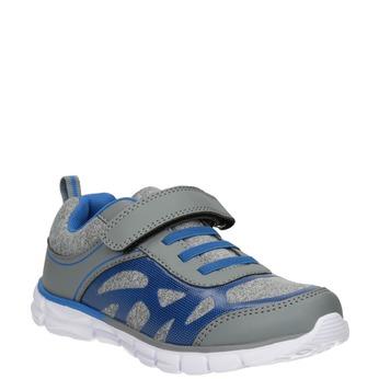 Dětské sportovní tenisky mini-b, šedá, 319-2148 - 13