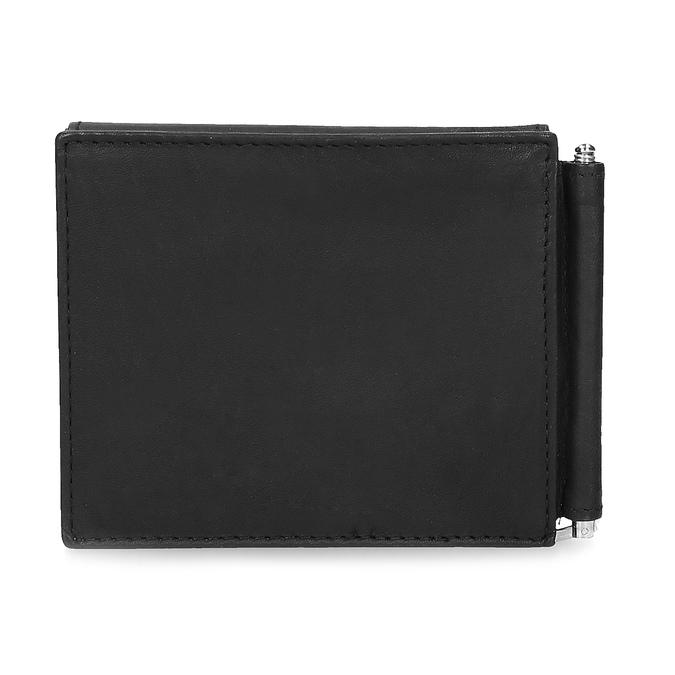 Pánská kožená peněženka bata, černá, 944-6209 - 16