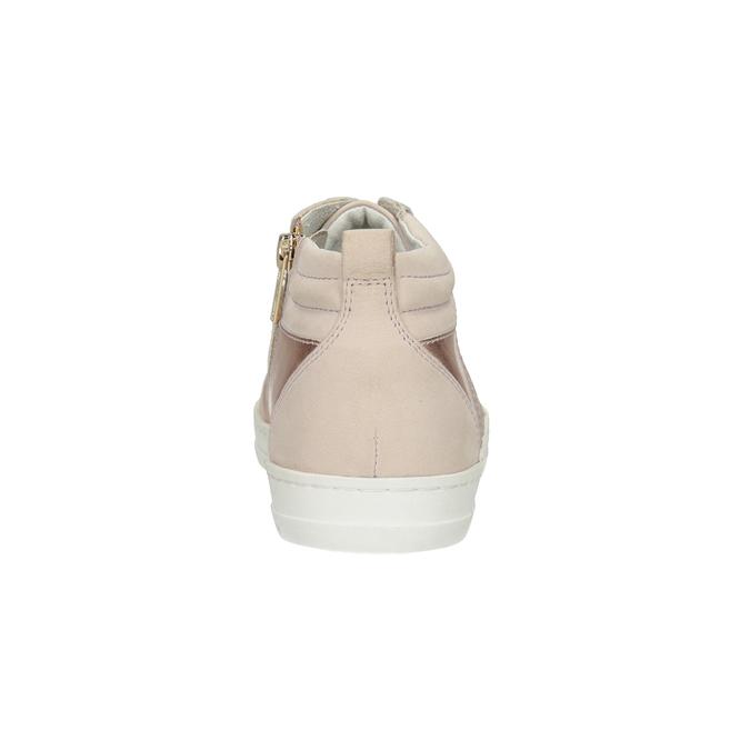 Dámské kotníčkové tenisky bata, růžová, 546-5608 - 16