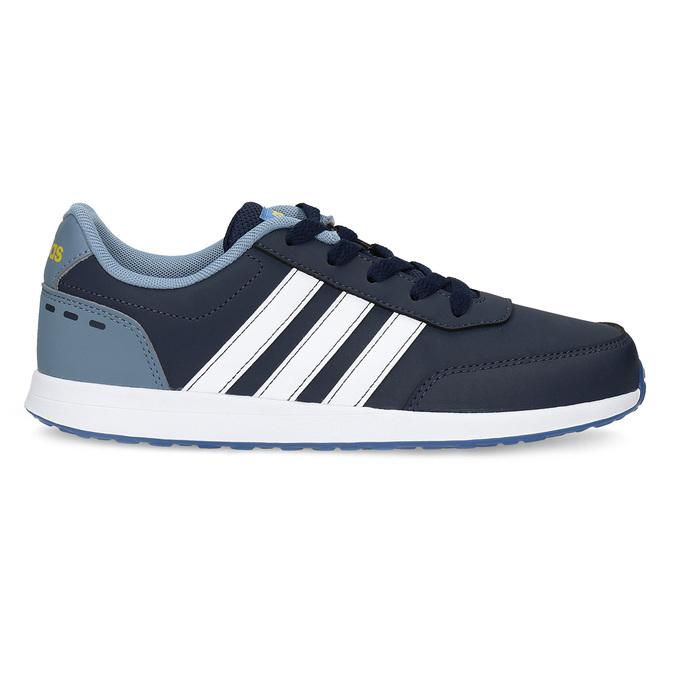 Modré dětské tenisky adidas, modrá, 401-9181 - 19