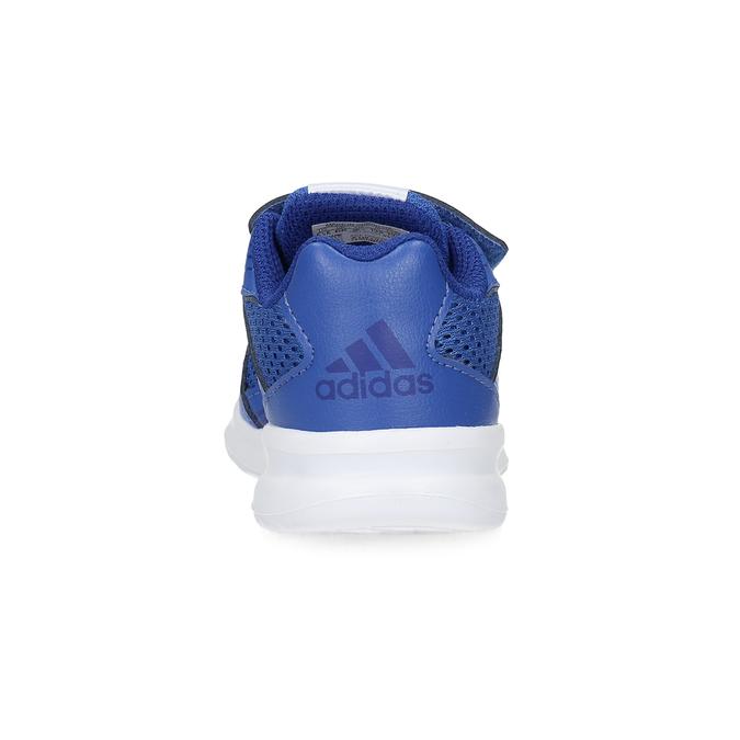 Modré dětské tenisky adidas, modrá, 109-9147 - 15