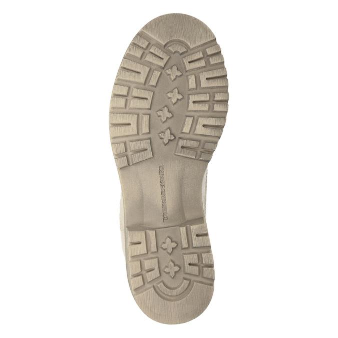 Kožená dámská kotníčková obuv weinbrenner, 596-4693 - 19