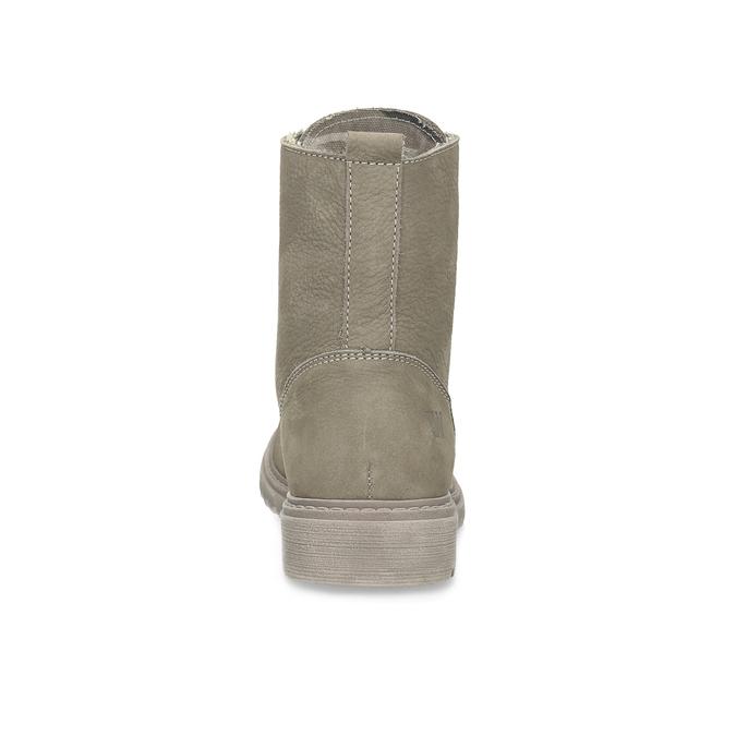 Dámská kotníčková obuv weinbrenner, béžová, 596-8693 - 15