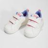Dětské bílé tenisky se srdíčky adidas, bílá, 101-1129 - 16