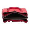 Červená dámská kabelka bata, červená, 961-5216 - 15