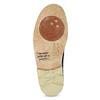 Kožená kotníčková obuv pánská modrá a-s-98, modrá, 826-9003 - 18