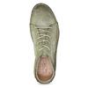 Pánské kožené Desert Boots a-s-98, khaki, 826-7002 - 17