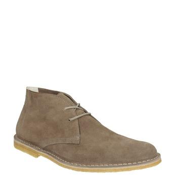 Kožené pánské Desert Boots bata, 823-8622 - 13